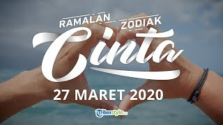 Ramalan Zodiak Cinta Jumat 27 Maret 2020, Taurus Intim, Sagitarius Move On!