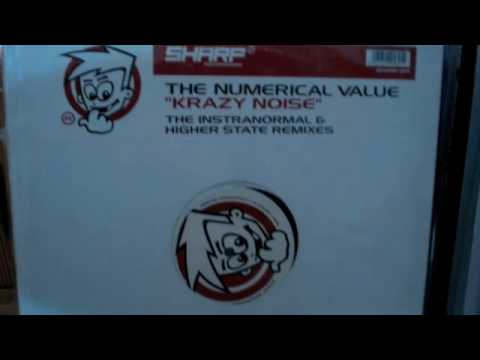 The Numerical Value-krazy Noise (original Mix)sharp Recordings 1994 Mp3