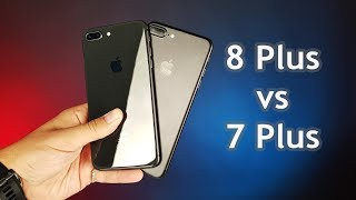 iPhone 8 Plus vs iPhone 7 Plus vs iPhone X vs Samsung Galaxy Note8