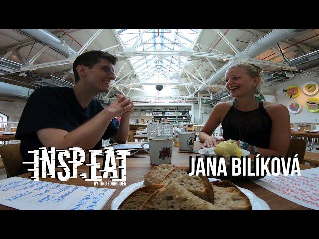 """Jana Bilíková: """"Neplánovat je hrozně drahý."""" (INSP.EAT podcast)"""