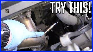 Oxygen Sensor Replacement Fix Code P0155