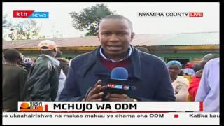Mbiu ya KTN: Mchujo wa ODM sehemu ya kwanza 18/4/2017