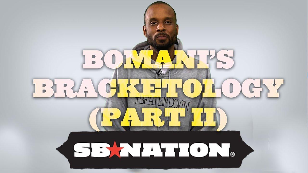 Bomani's Bracketology: Final Four thumbnail