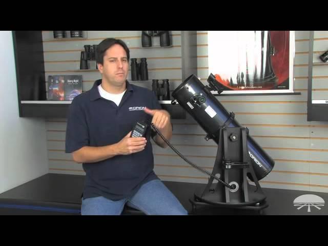 Orion StarBlast 6i Intelliscope Dobsonian Telescope - 27191