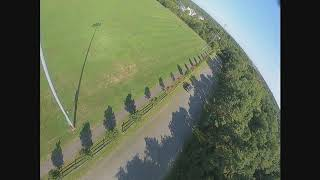 DJI Fpv Field Flying Freestyle