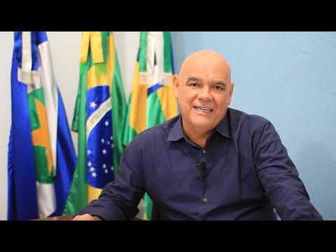 Prefeito Maurício Ferreira de Sousa fala sobre o Decreto Municipal de Prevenção Contra o Coronavírus