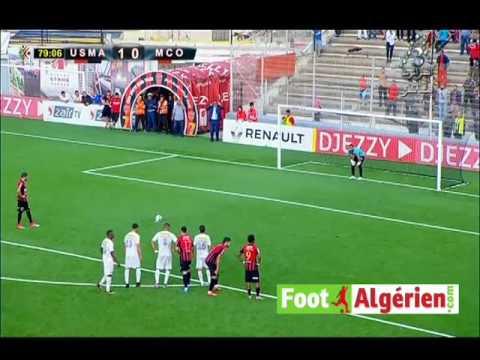 УСМ Алжир - Оран 2:1. Видеообзор матча 16.05.2017. Видео голов и опасных моментов игры