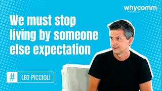 We must stop living by someone else´s expectation (21 of 22)