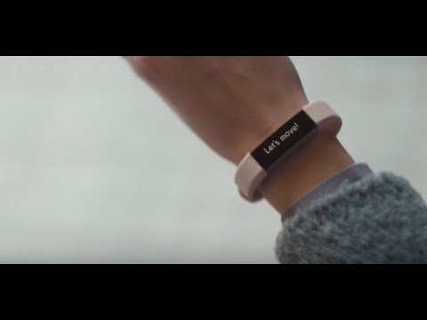 Fitbit Commercial for Fitbit Alta (2016) (Television Commercial)
