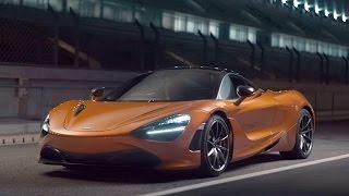 מקלארן 720S - חלום בריטי חדש