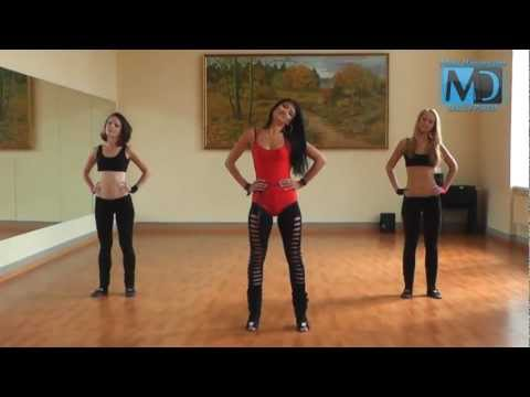 Короткие обучающие видео стриптиз танца