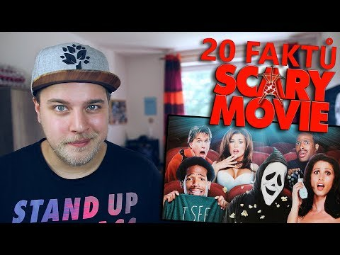 20 FAKTŮ - Scary movie
