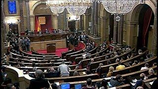 Fracasa otra vez la elección del Presidente catalán y crece la tensión | Kholo.pk