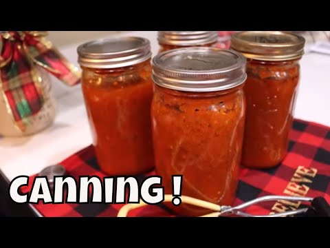 Pressure Canning Roasted Tomato Soup With Linda's Pantry