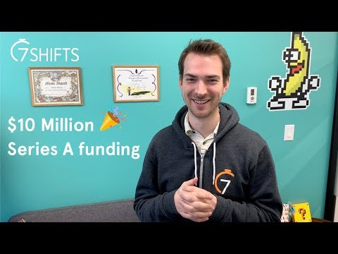 What 7shifts' $10 Million Series A Funding Means for Restaurants youtube video thumbnail