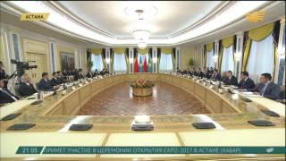 Н.Назарбаев: между РК и КНР установлен высокий уровень доверия и сотрудничества