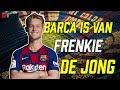 Frenkie Speelt Alles Bij Barca: 'Hij Heeft Het Zelf Afgedwongen'