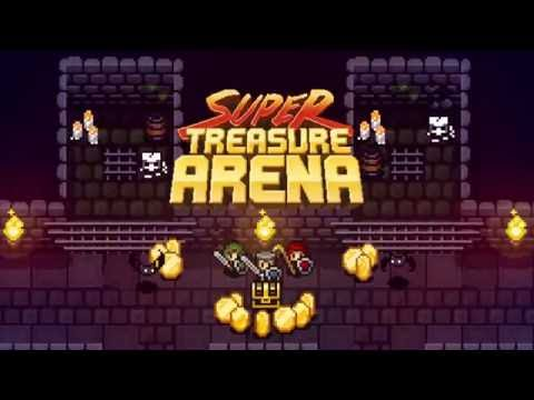 Super Treasure Arena - Gameplay Trailer thumbnail