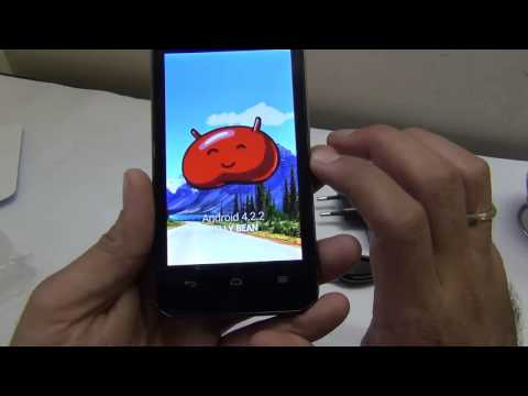 Huawei Ascend Y320 Full Video Review- Camera, Gaming, Benchmarks, Features and Specs