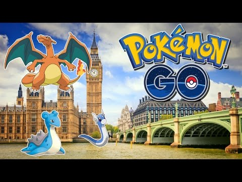 Video BEST PLACES TO PLAY POKEMON GO!!!