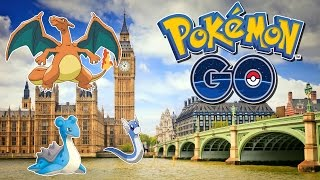 BEST PLACES TO PLAY POKEMON GO!!!