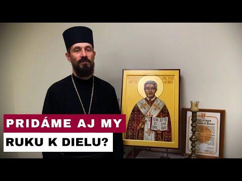 VLADYKA MILAN LACH - Pripravme sa na návštevu Svätého Otca