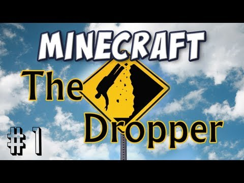 1 5 The Dropper Minecraft Project