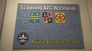 Nieuw onderkomen voor scouting AZG in Waalwijk