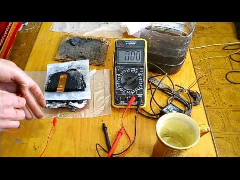 аккумулятор своими руками. изобретаю А.К.Б. 2 часть