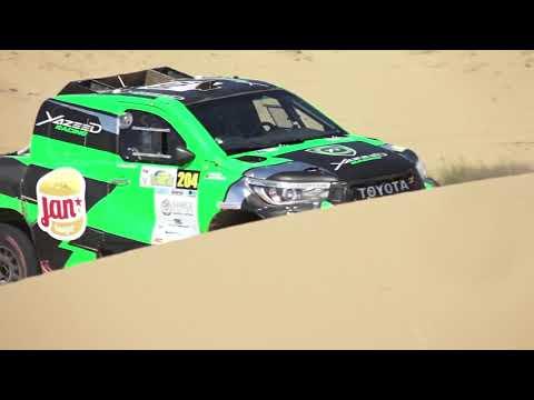 Yazeed Al Rajhi & Dirk Zitzewitz @ Kazakhstan Rally 2019 SS5