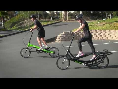 Getting Started Outdoor Stand Up And Elliptical Bikes Outdoor