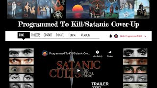 Programmed To Kill/Satanic Cover-Up Part 1 (Serial Killers)