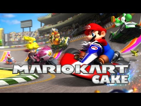 Mario Kart 8 Cake (Animated) Mp3