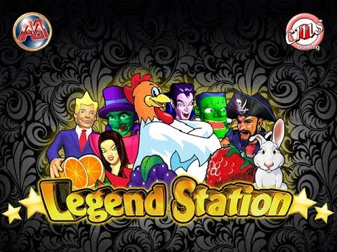 Video gameplay Legend Station