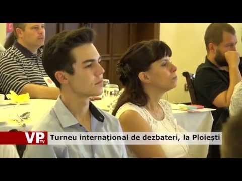 Turneu internațional de dezbateri, la Ploiești
