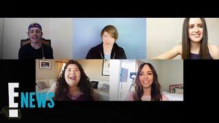 Disneys Austin & Ally Zoom Reunion - Exclusive   E! News