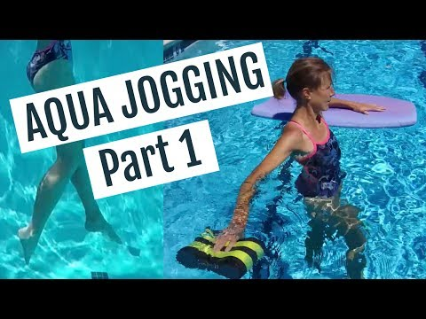 Aqua Jogging for Runners   Your Survival Guide, Pt. 1