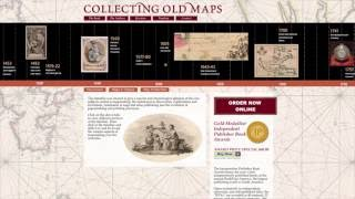 Collecting Old Maps A MUST HAVE For Those Interested In Antique Maps