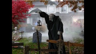 25 OUTDOOR HALLOWEEN DECORATIONS THAT COULDNT CONTROL THEMSELVES
