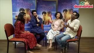 फिल्म 'कुछ भीगे अलफ़ाज़' की टीम के साथ ख़ास बातचीत
