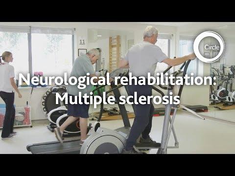 Neurological rehabilitation: Multiple sclerosis