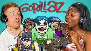 COLLEGE KIDS REACT TO GORILLAZ