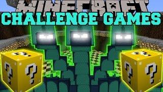 Minecraft: HYDRA CHALLENGE GAMES - Lucky Block Mod - Modded Mini-Game