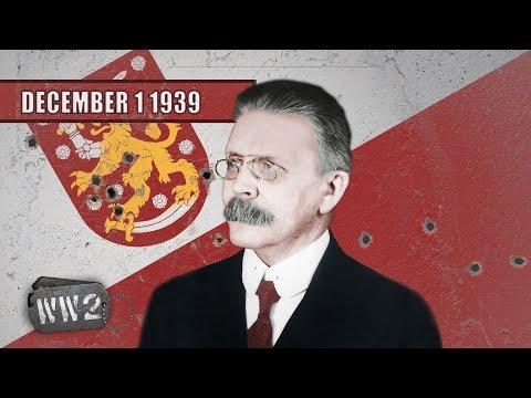 Zimní válka - Druhá světová válka