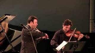 Igudesman's Twinkle Twinkle you Big Star performed by Philippe Quint and Vadim Gluzman
