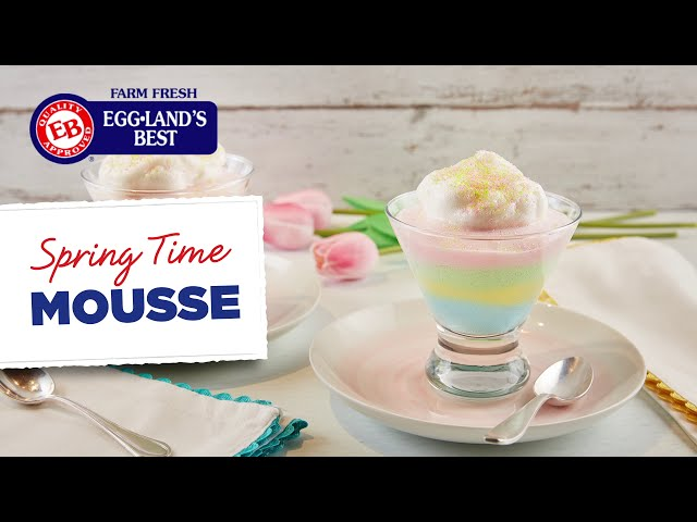 Spring Time Mousse