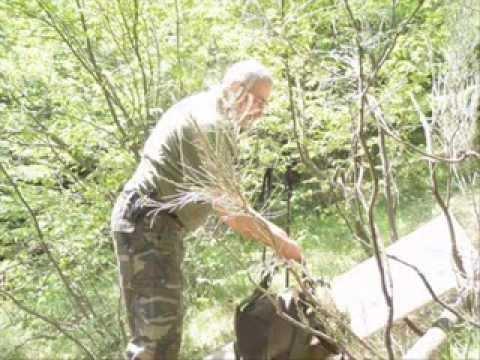 comment construire un mirador d'affut