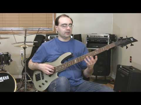 Bass Guitar Lesson: Part 1