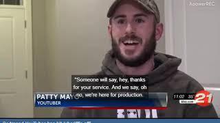 Patty Mayo 100% FAKE ADMITS IT ON LIVE NEWS IN OREGON!