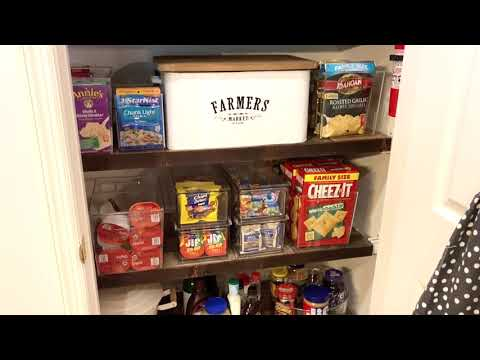 Small Pantry Makeover with Denise Cooper